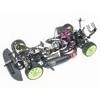 Спортивный седан с ДВС Serpent 1/10 Impulse Pro Carbon 4WD car-kit (SPT801015)