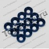 Шайба M4, 12 шт. Screw Washer (ANODISED) (THP-A063)