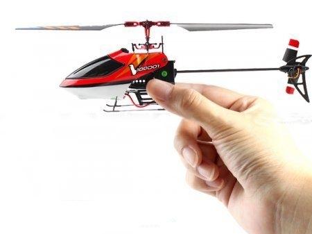 Новый миниатюрный вертолет с