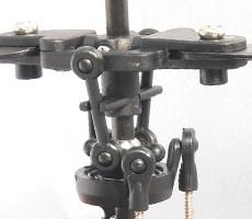 Радиоуправляемая модель соосного вертолета